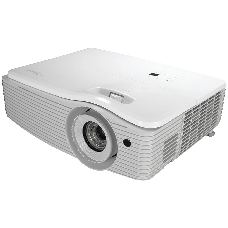 Optoma W490 WXGA Widescreen Data & Business Projector
