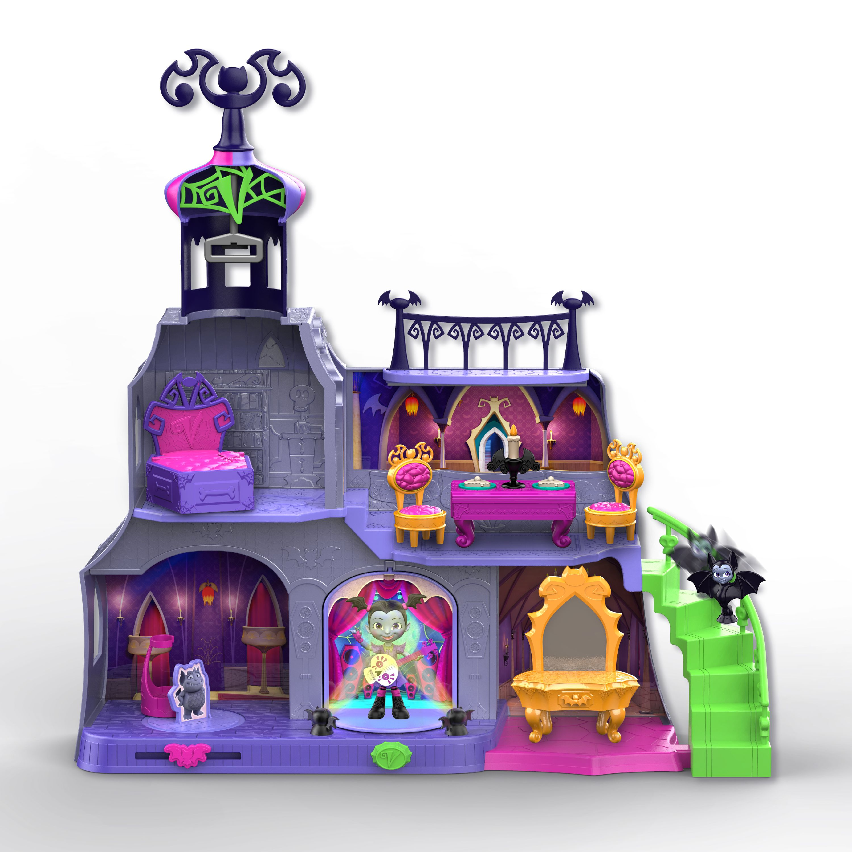 Vampirina Spookelton Castle