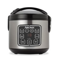 Deals on 3 Piece Aroma 8 Cup Programmable Rice Cooker & Steamer