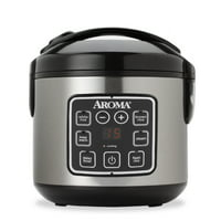 Deals on Aroma 8 Cup Programmable Rice Cooker & Steamer