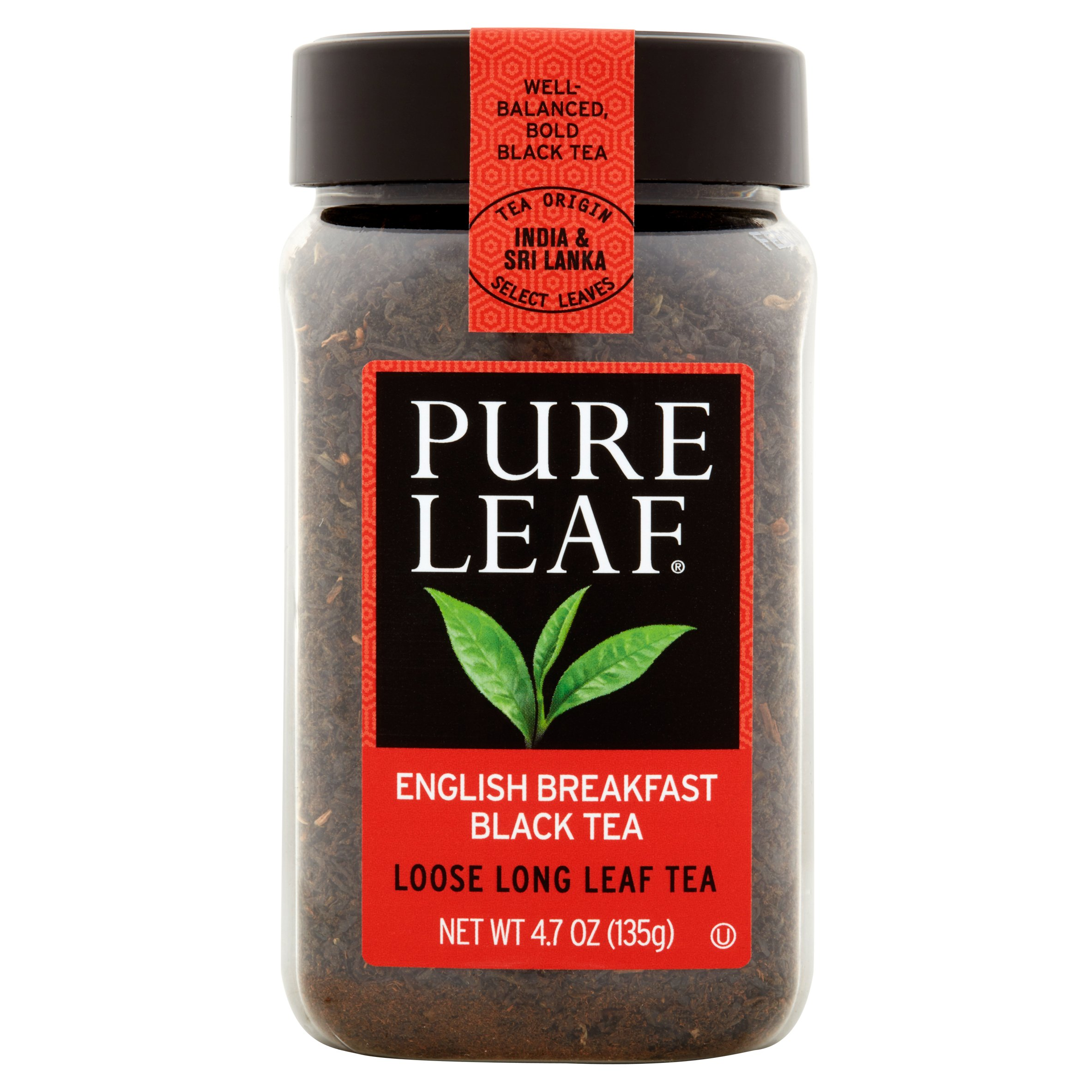 Pure Leaf, Tea Black English Brk, 4.7 Oz (Pack Of 6)