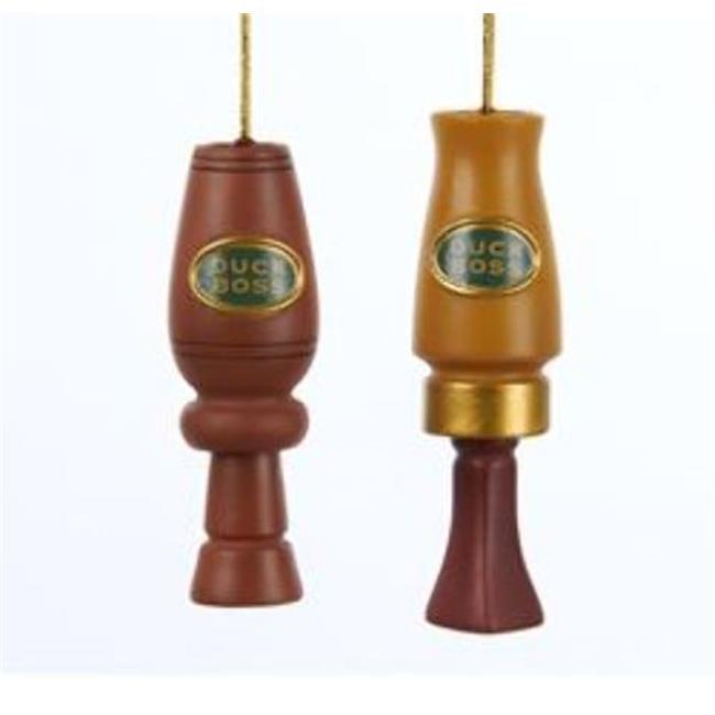 Kurtadler 1912908 Redneck Duck Boss Duck Call Ornament - ...