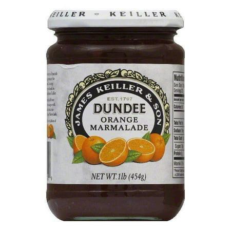 James keiller & son dundee orange marmalade, 16 oz, (pack of 6)