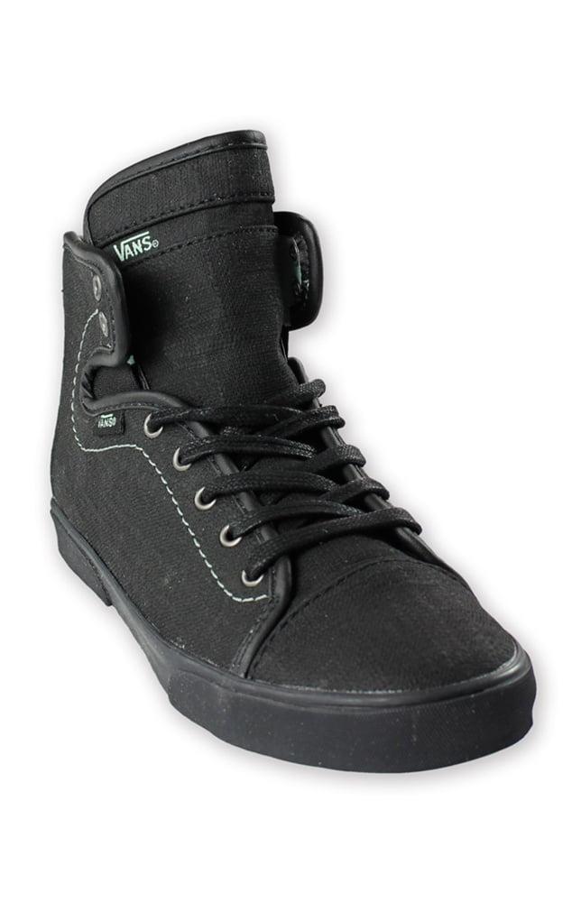 Vans Womens Hadley Xtuff Sneakers blackbay 5