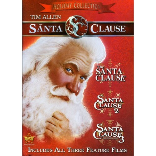 The Santa Clause: 3 Movie Collection (Full Frame)