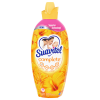 Suavitel Complete Fabric Softener, Morning Sun - 44 fluid ounce
