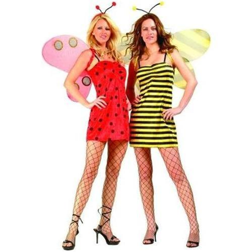 2 In 1 Ladybug And Bumble Bee Costume - Semi Pro Costume
