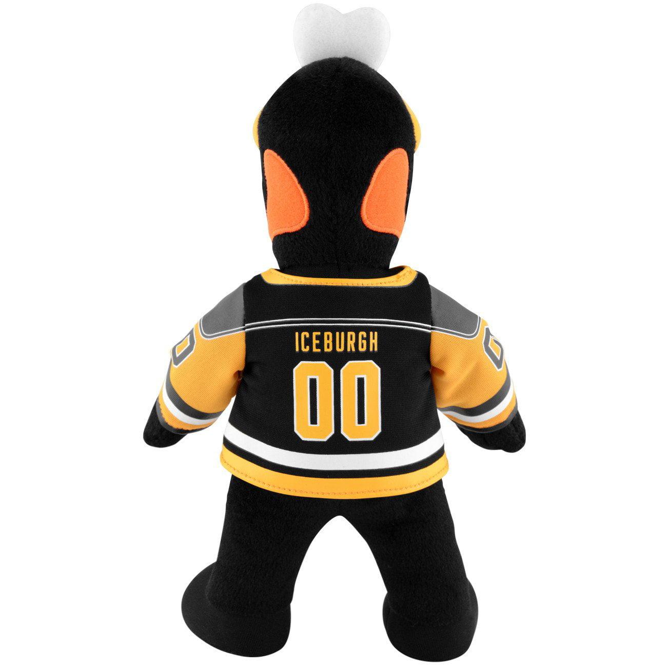 Pittsburgh Penguins Iceburgh 10 Plush Mascot Walmart Com