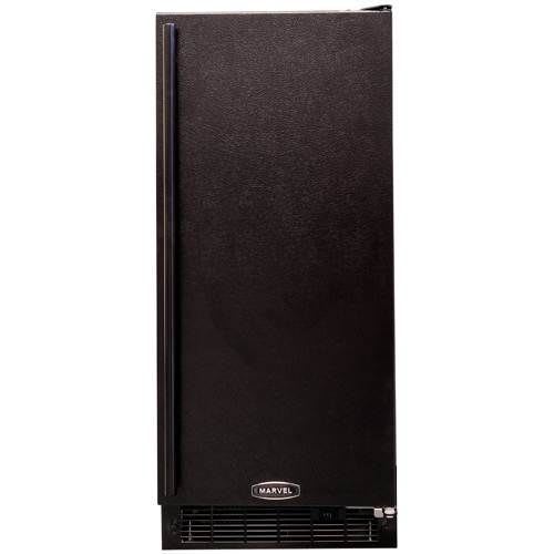 Marvel ML15CPS1R 15 Clear Ice Maker in Black with Pump - ...