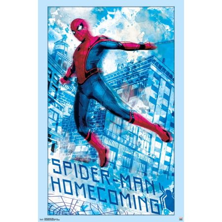 Spider-Man: Homecoming - Swing Poster - - Homecoming Queen Poster Ideas