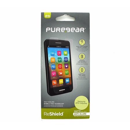 Odyssey Gear Stand - Pure Gear ReShield Anti-Glare Screen Protector for Samsung ATIV Odyssey (Refurbished)