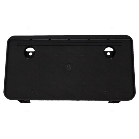 BROCK License Plate Bracket Holder Front Replacement for 95-98 Ford Explorer & 97 Mercury Mountaineer SUV F5TZ-17A385D
