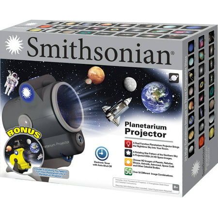 Smithsonian Planetarium Projector with Bonus Sea