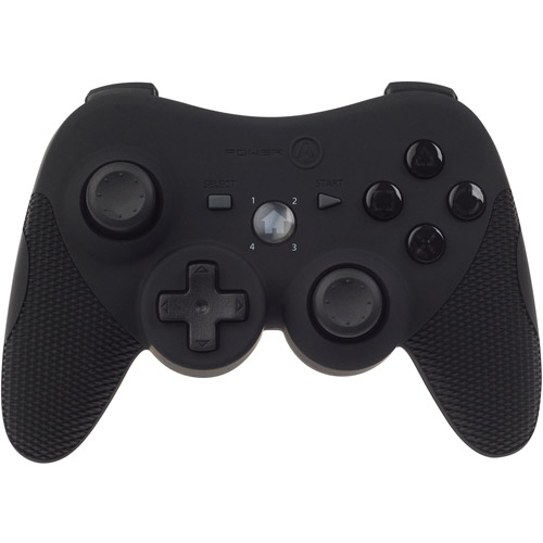 POWER A PS3 Pro Elite Wireless Controller, Black (PS3)