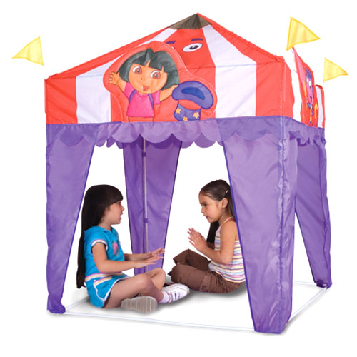 Playhut Dora Big Top Circus Gazebo