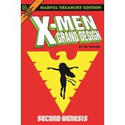 X-Men: Grand Design - Second Genesis