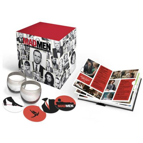 Mad Men: The Complete Collection (Blu-ray + Digital HD)