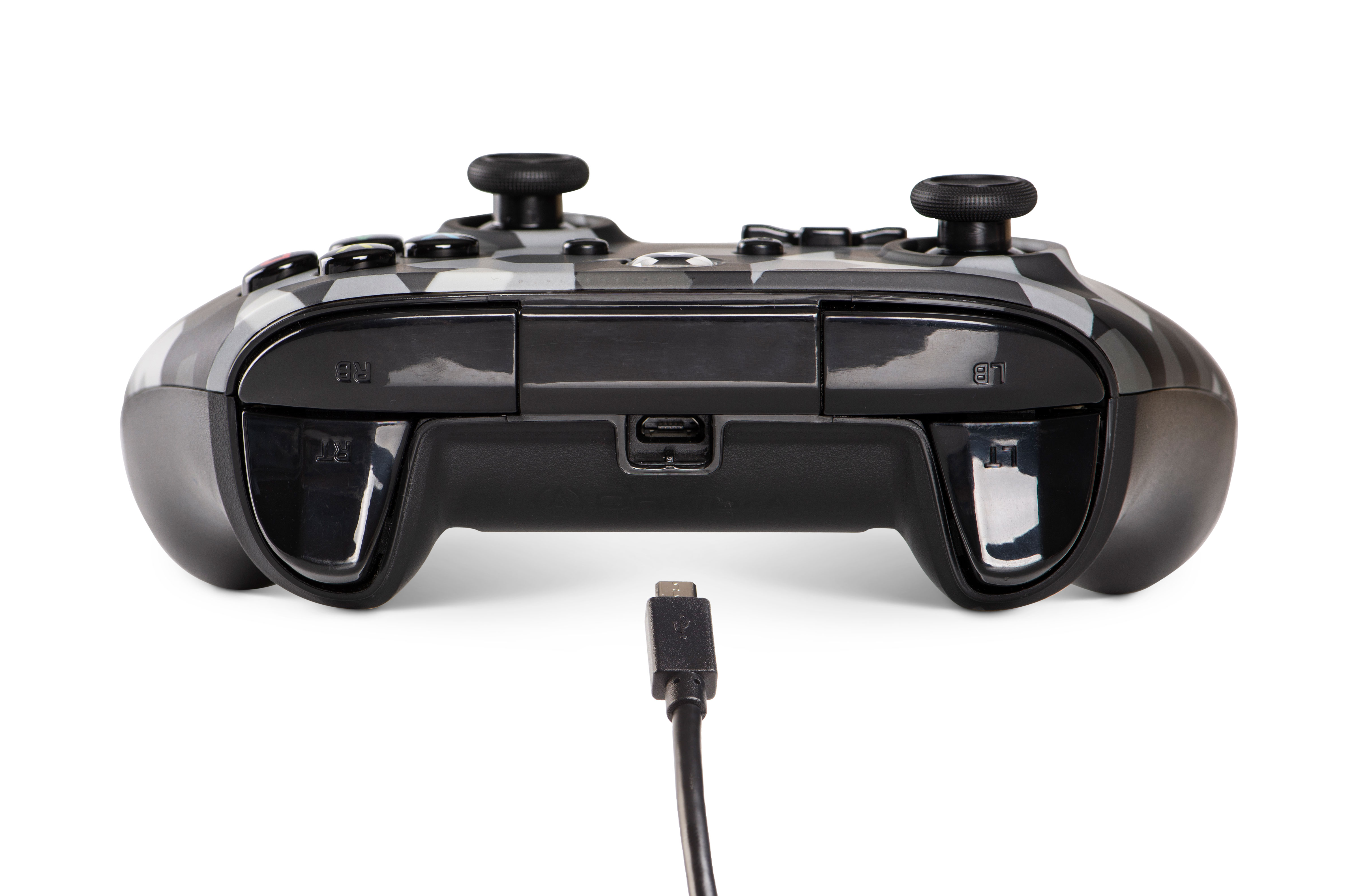 PowerA Wired Controller for Xbox One - Urban Midnight Camo (1508490
