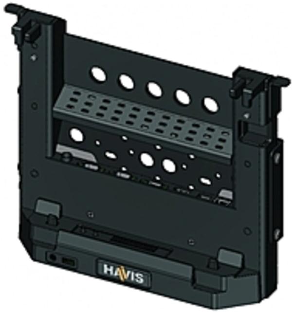 Refurbished Havis DS-DELL-612 Latitude 12 Docking Station for 7202 Tablet - Black