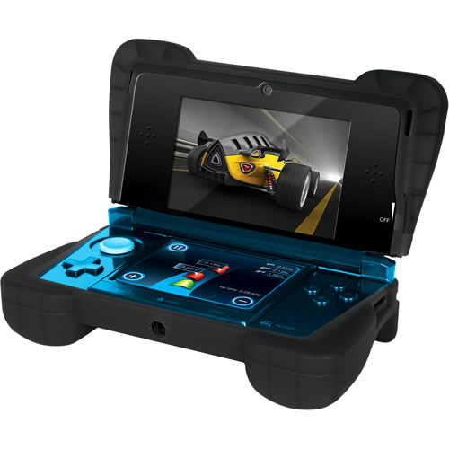 3DS Comfort Grip-Black