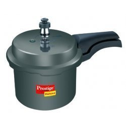 Prestige PPAPC6 Popular Pressure Cooker 6 Liter Silver A/&J Distributors Inc.