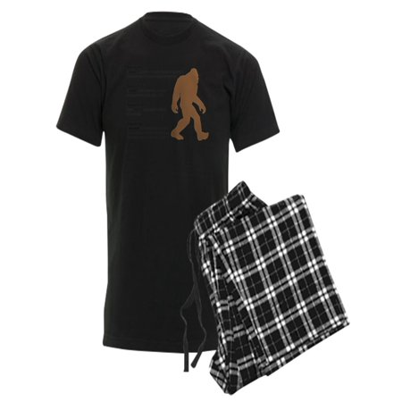 CafePress - Definition Of Bigfoot Pajamas - Men s Dark Pajamas - Walmart.com 601c375ff