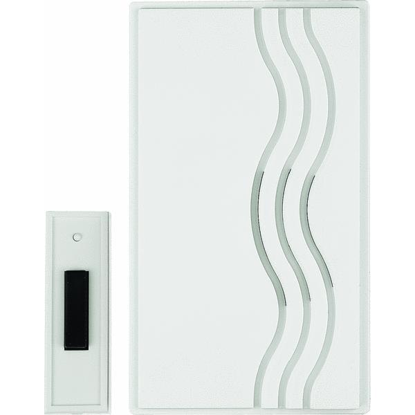 Carlon Indoor/Outdoor Wireless Door Chime