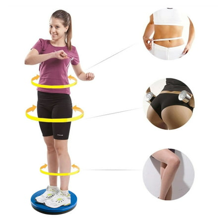 Twist Waist Torsion Body Massage Board Foot Magneto Therapy for Fitness Home Exercise