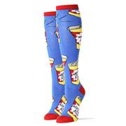 Oooh Yeah Women's Novelty Knee High Socks, Funny Socks, Crazy Silly Socks, Cool Fashion Socks (Whoop As)