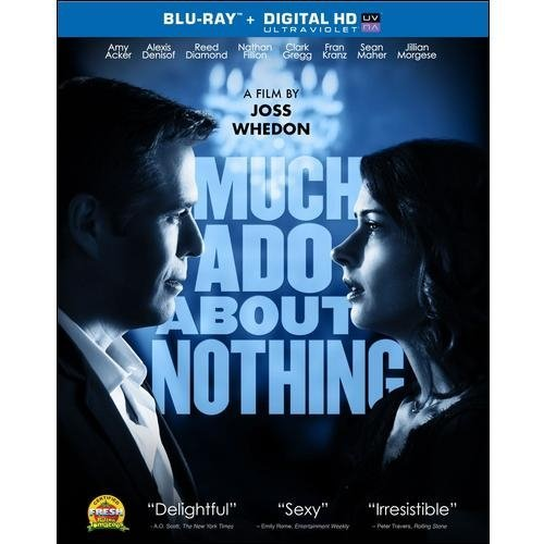 Much Ado About Nothing (Blu-ray + Digital HD) (With INSTAWATCH) (Widescreen)
