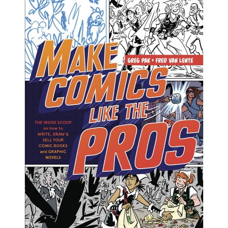 how to draw and sell comic strips