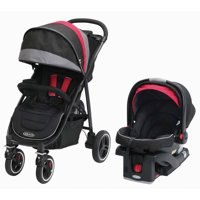 Product Image Graco Aire4 XT Click Connect Travel System Stroller Marco