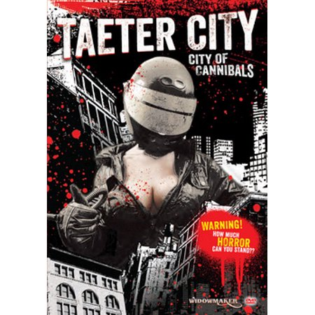 Taeter City: City of Cannibals (DVD) - City Of Kissimmee Jobs