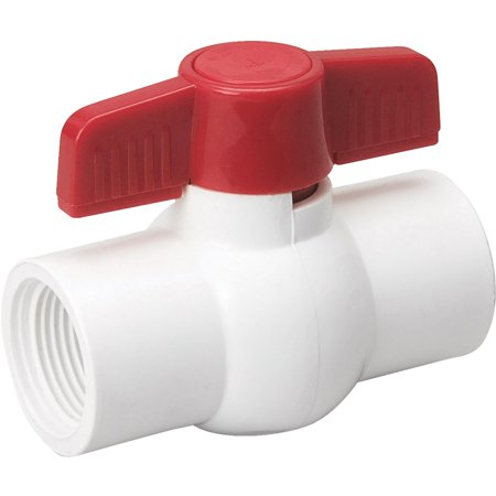 ProLine PVC Schedule 40 Ball Valve