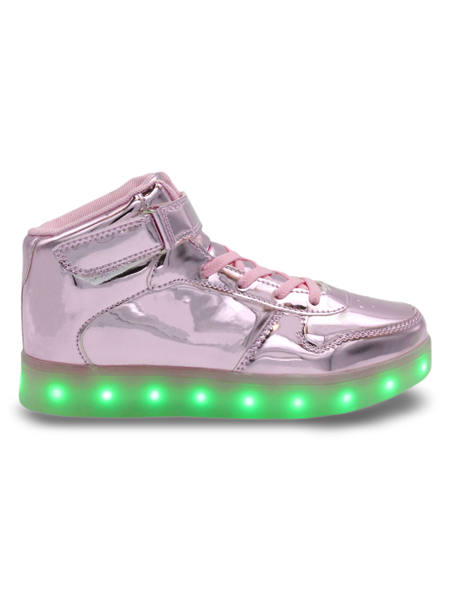 Galaxy LED Shoes Light Up USB Charging