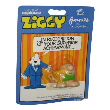 Ziggy Last Place Trophy Achievement (1981) Applause Figure - (Funnies Tom