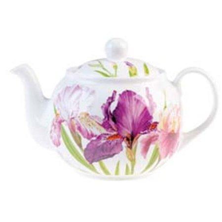Heim Concept Roy Kirkham 34 oz. Bone China Teapot