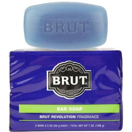 5cc6fac85b5b 4 Pack - BRUT Classic Bar Soap
