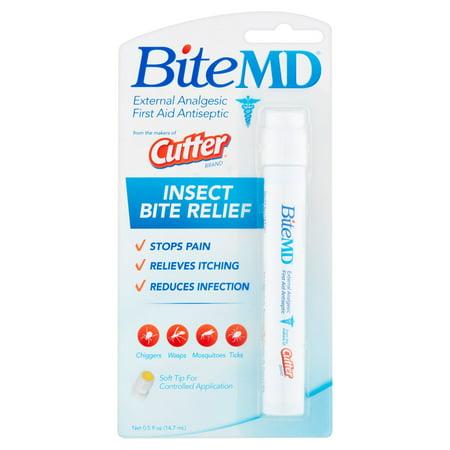 Cutter Bite Md Insect Bite Relief   5 Fl Oz