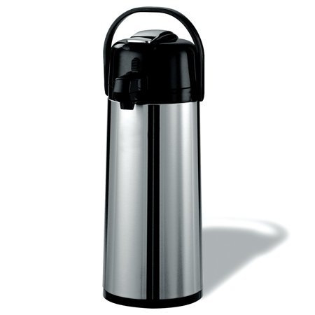1.9l Stainless Steel Airpot (Daily Chef Stainless Steel 2.2 L Airpot w/Lever)