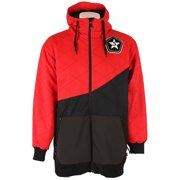 Sessions Humphreys Snowboard Jacket Red Mens