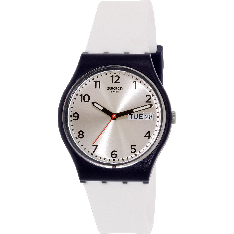 Swatch Women's Originals GN720 White Silicone Swiss Quartz Fashion Watch - image 3 of 3