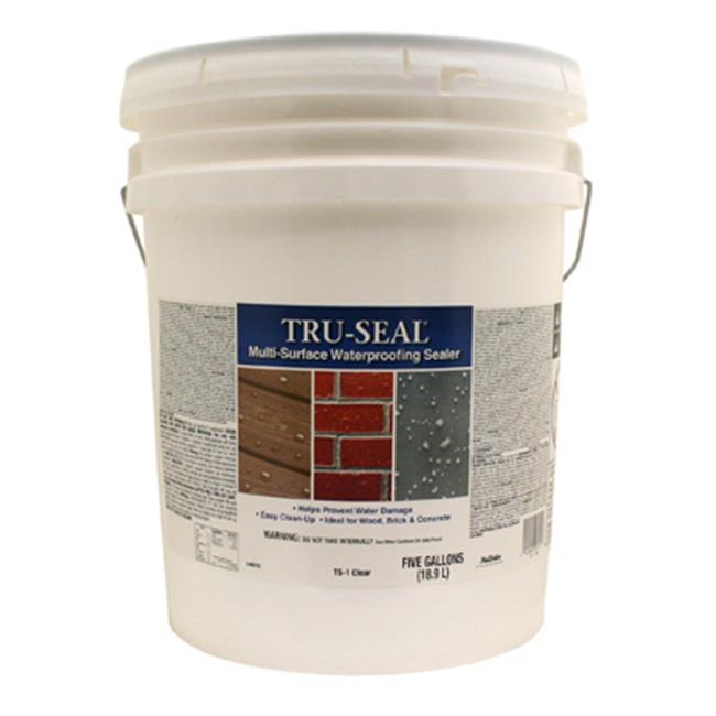 True Value Mfg Company TS1-5GL Tru-Seal 5 Gallon Water Repellent