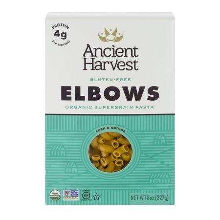 Ancient Harvest Organic Supergrain Pastaâ ¢ Elbows, 8 oz, 4g of Protein