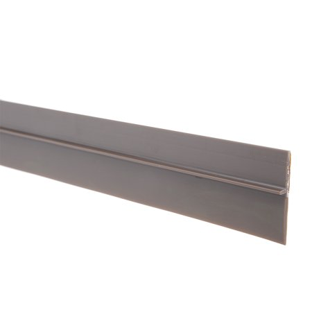 Self-Adhesive Door Bottom Sweep PVC 0.71-inch Strip 40-inchx1.42-inch ()