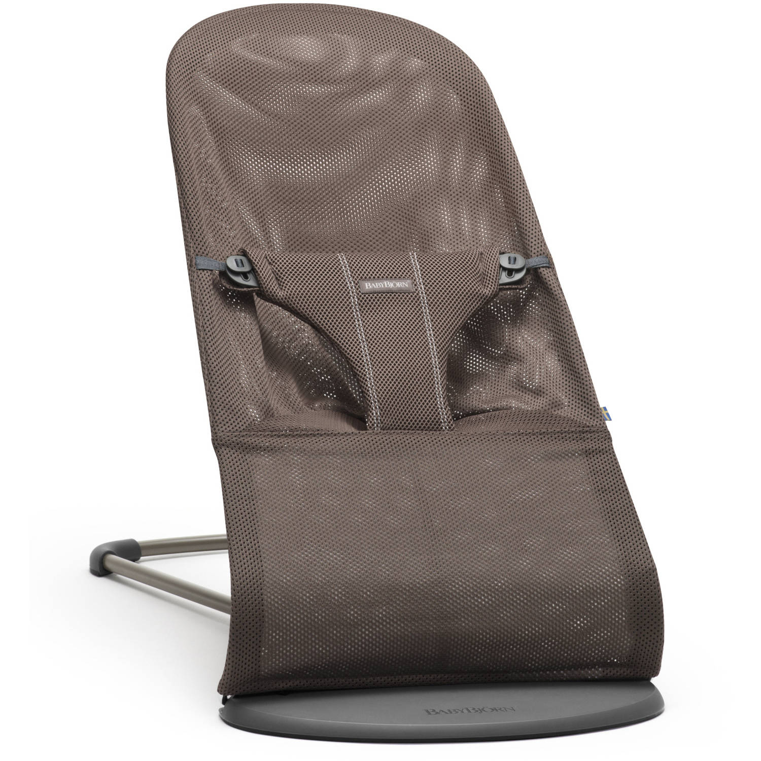 BabyBjorn Bouncer Bliss - Cocoa, Mesh