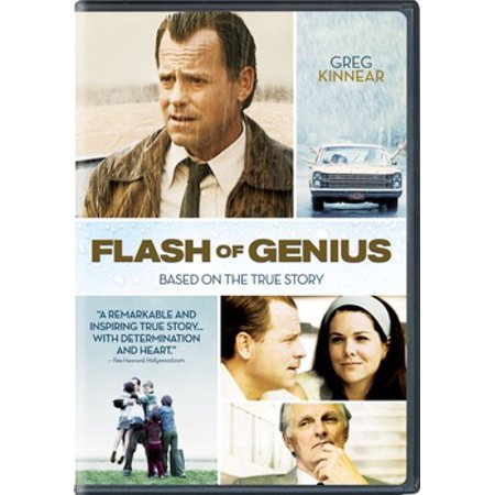Flash of Genius (DVD)](Adult Flash Movie)