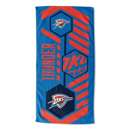 "Half Price Books Oklahoma City (NBA Oklahoma City Thunder ""Agile"" 30""x 60"" Beach)"