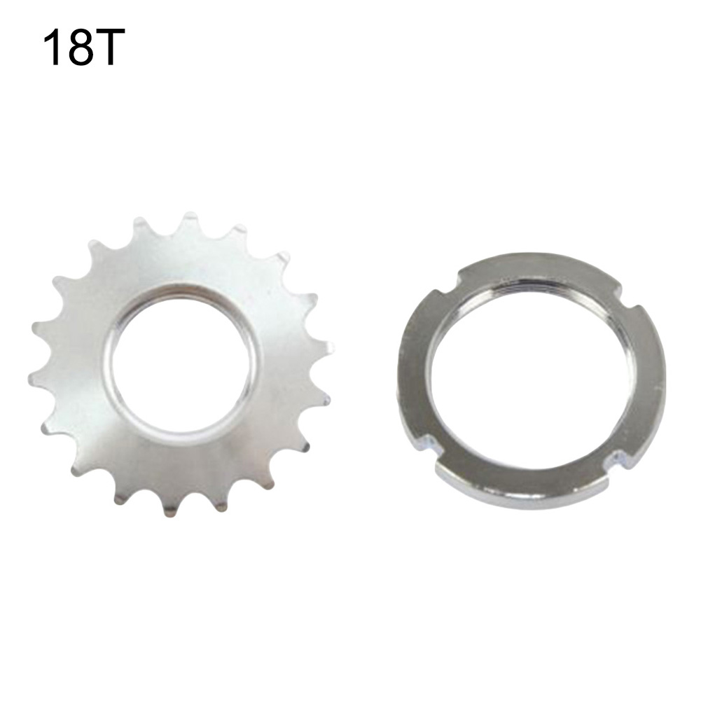 01 Racing track sprocket velodrome fixie fixed gear 1//8th 13 14 15 16 17 18