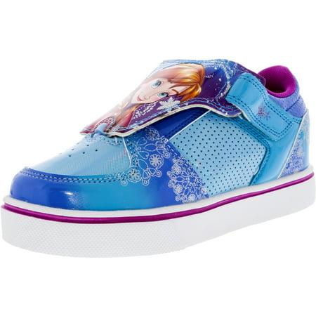 Heelys Girl's Twister X2 Blue / Silver Ankle-High Skateboarding Shoe - 13M - Twister Girl